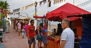 Medieval Market in Sabinillas