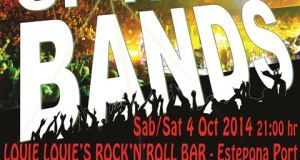 Battle of the Bands Poster 2014