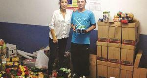 Casares Food Bank