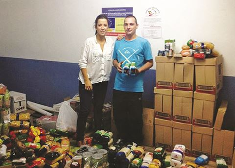 Casares Food Bank