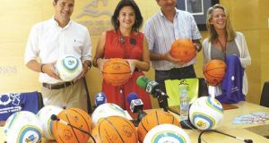 Mancomunidad Sports equipment