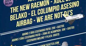 Ojeando 2015 poster
