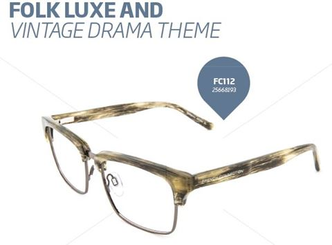 Specsavers Folk Luxe and Vintage