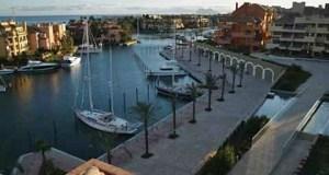 Sotogrande port
