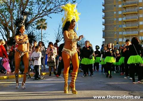 Carnival in Manilva