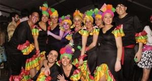 Carnival in Casares