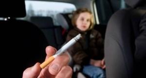 Gibraltar bans smoking in car with children