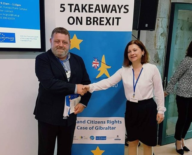 Gibraltar Brexit Seminar