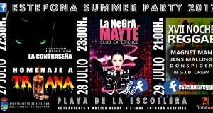 Estepona Summer Party