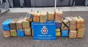 Gibraltar drugs bust