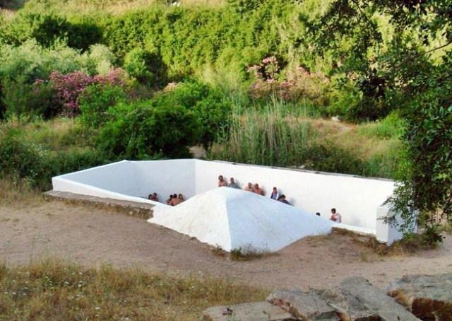La Hedionda Roman Baths