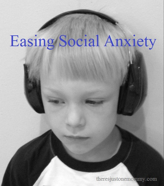 Ease Social Anxiety on the Playground
