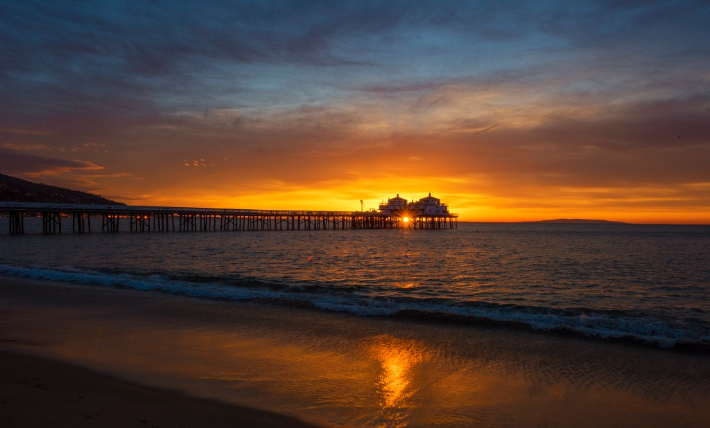 Shooting The Sunrise On The Southern California Coast | The Resonant ...