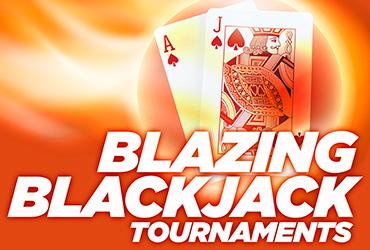 Blazing Black Jack