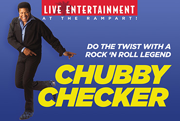 Chubby checker casino niagara