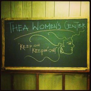 Read more about the article Reclaimed Classroom supplies for the Thea Bowman Women's Center