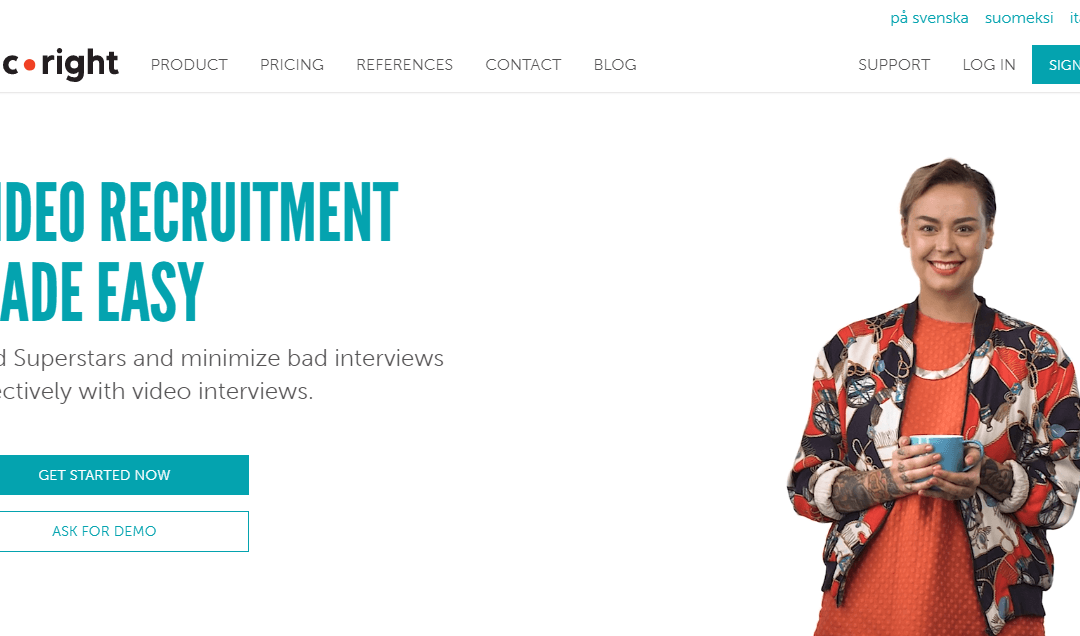 Review of RecRight – Video recruitment tool