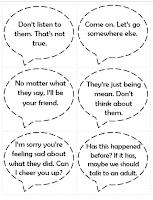 Upstander lesson plan: quiz, quiz trade cards.