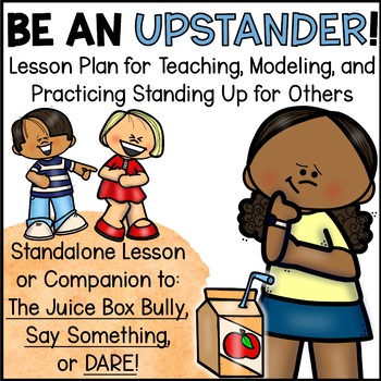 Upstander Lesson