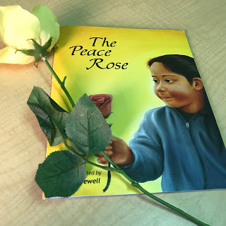 the peace rose book for teaching talk it out or i-messages