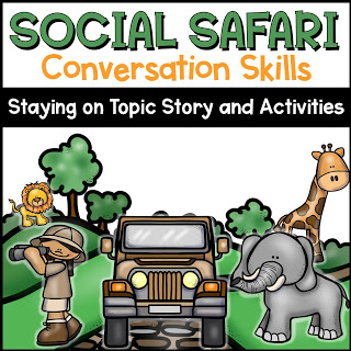 staying on topic in conversations lesson plan