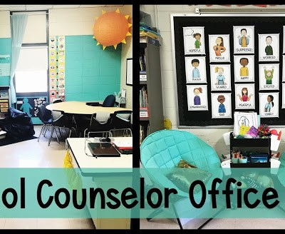 School Counseling Office Tour: Round One
