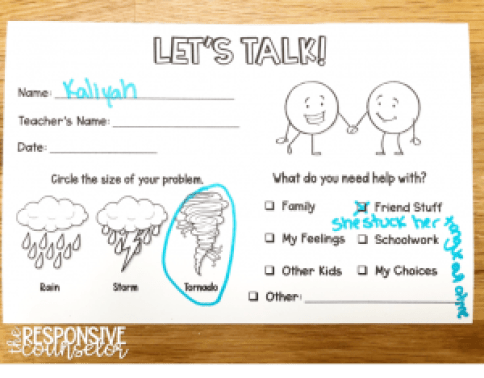 school counseling self-referral form