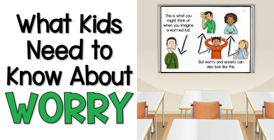 what kids need to know about anxiety title
