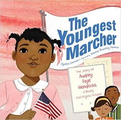 the youngest marcher by Cynthia Levinson book cover