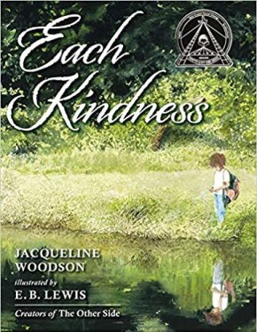 Each Kindness by Jacqueline Woodson book cover