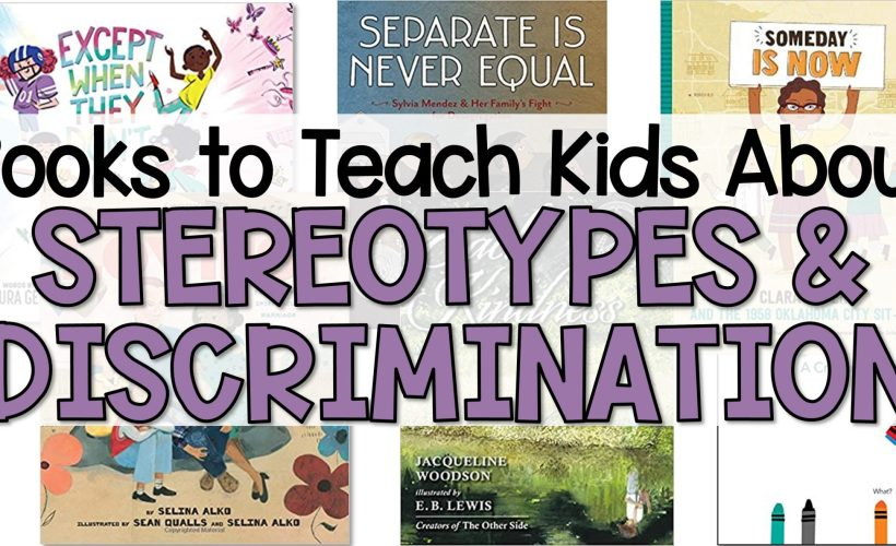 Books to Teach Kids About Stereotypes and Discrimination