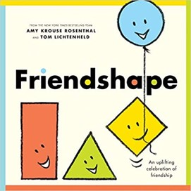 friendshape by amy krouse roenthal book cover