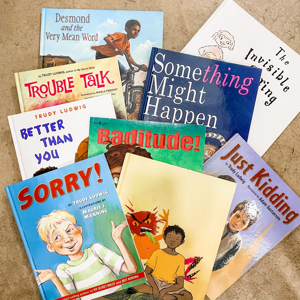 School Counselor Must Have books