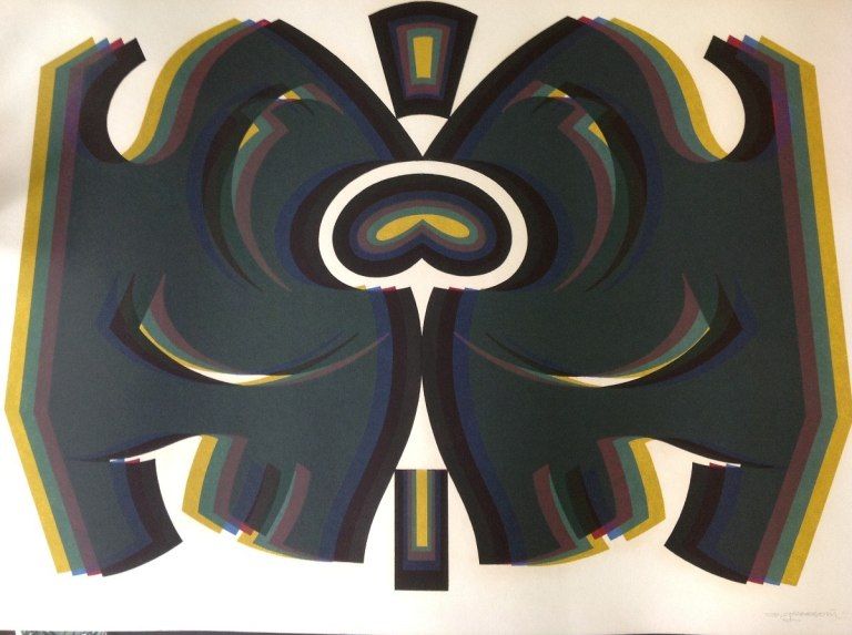 Odetto Guersoni, 'Emblematica', 1983.