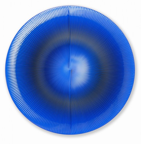 Alberto Biasi, 'Dinamica Circolare Blu', 1962-1968, diameter cm 82.