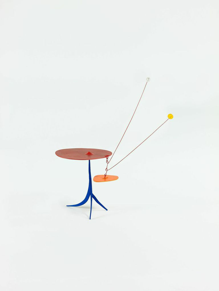 April 22 – June 13, 2015 Dominique Lévy 909 Madison Avenue New York City  http://www.dominique-levy.com/exhibition/alexander-calder-multum-in-parvo