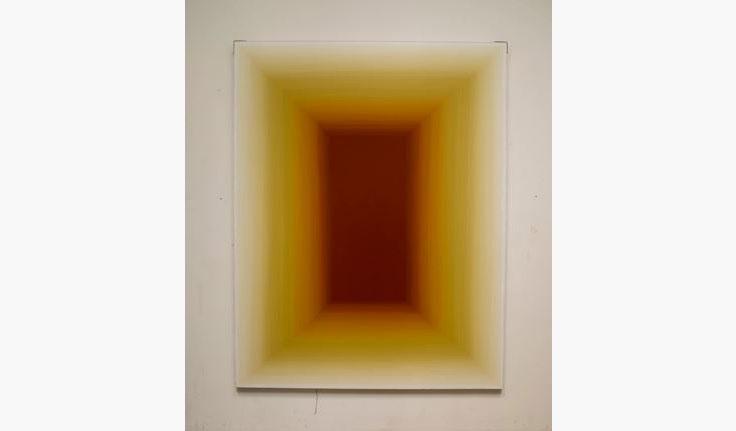 """Wang Guangle (B. 1966), """"Untitled"""""""