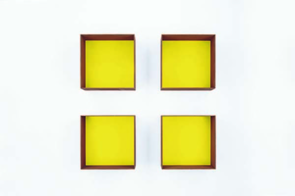 Donald Judd, Untitled, 1991
