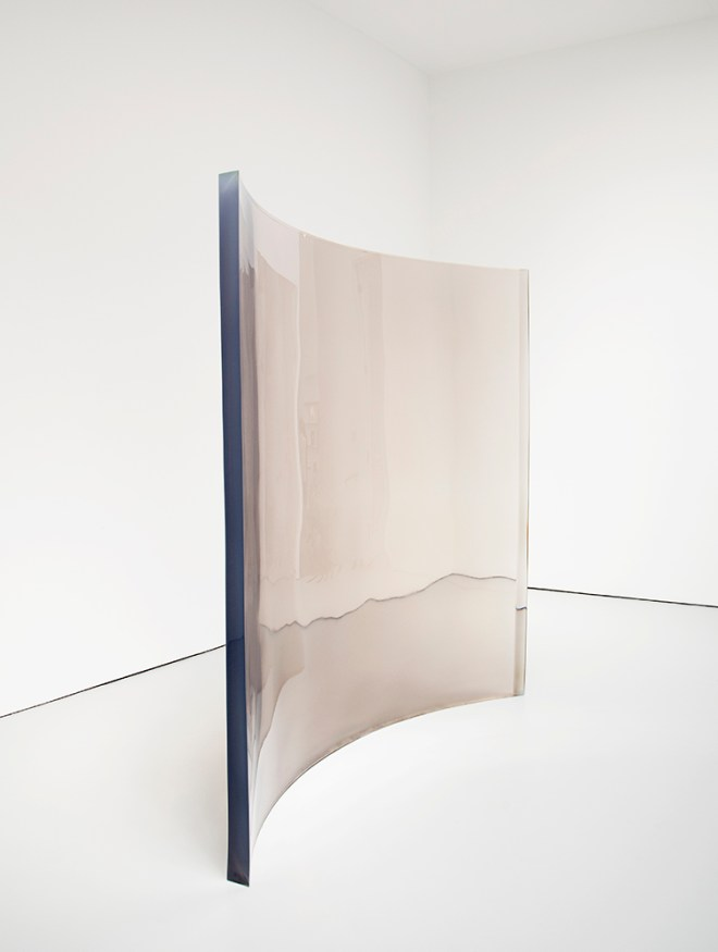 De Wain Valentine, Curved Wall Clear, 1969