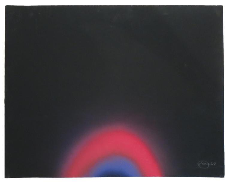 """Otto Piene, """"Untitled"""", 1967"""