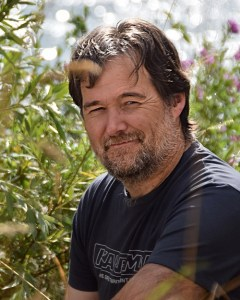 Graeme Cumming - Author Photo