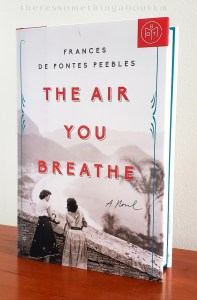 The Air You Breathe | Frances de Pontes Peebles | Book Cover