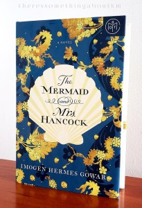 The Mermaid and Mrs Hancock | Imogen Hermes Gowar | Book Cover