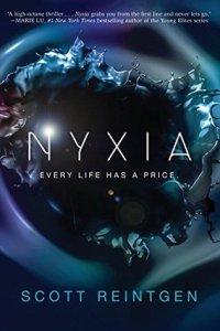 Nyxia   Scott Reintgen   Book Cover