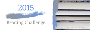2015 Reading Challenge Header Photo