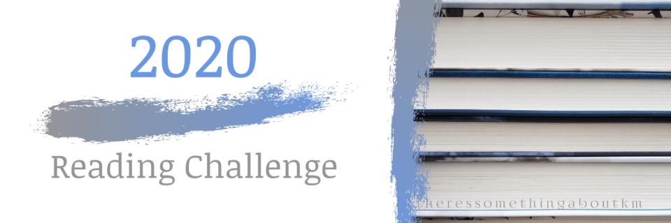 2020 Reading Challenge Header Photo