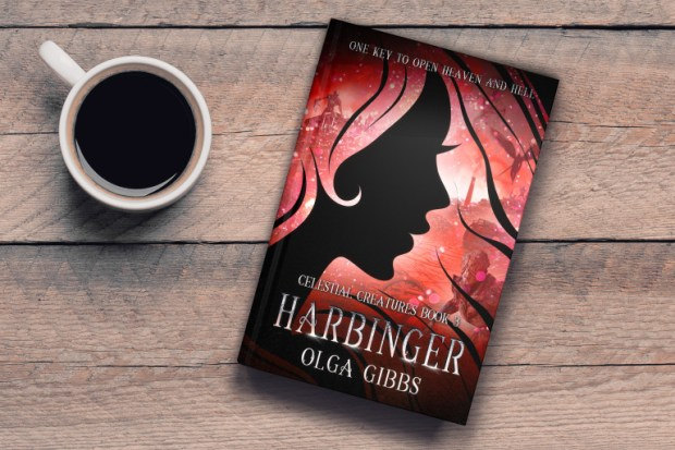 Harbinger | Olga Gibbs | Book Cover