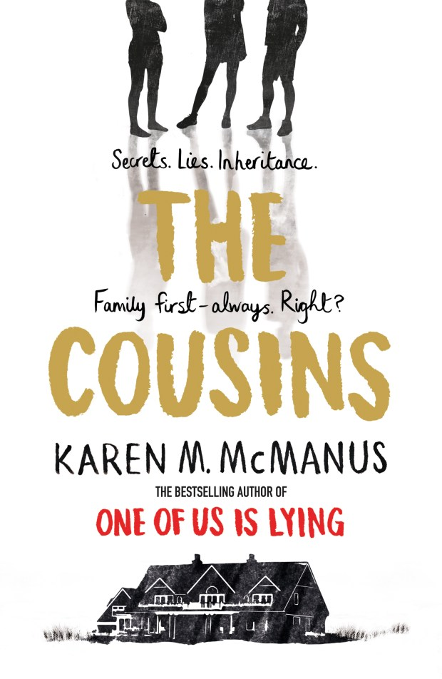 The Cousins | Karen M. McManus | Book Cover