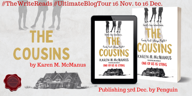 The Cousins | Blog Tour