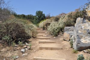 Steps to somewhere